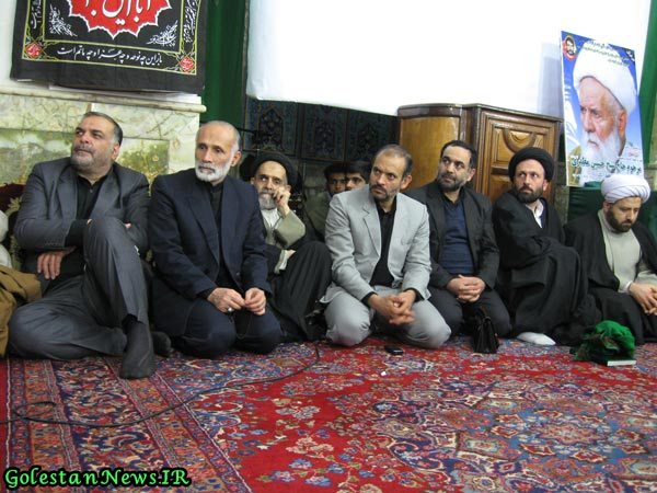 همايش انقلاب ، ولايت و بصيرت مسجد امام حسن عسكري (ع) علي آباد كتول