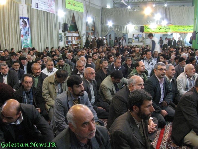 يادمان شهدای روحانی، 453 شهيد و 17 شهيد گمنام شهرستان علي آباد كتول