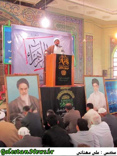 حجت الاسلام باقری-امام جمعه علی آباد