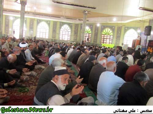 نماز جمعه-علی آباد کتول-گلستان
