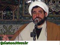 حجت الاسلام باقری-خطبه های نماز جمعه علی آباد