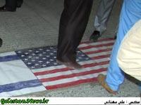 آمریکا : طبل تو خالی