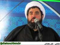 حجه الاسلام باقری-امام جمعه علی آباد-گلستان نیوز