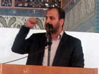 رحمت الله نوروزی نماینده شهر علی آباد در مجلس