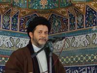 حجت الاسلام موسوی امام جمعه علی آباد