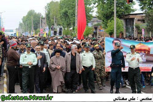 تشییع پیکر پاک شهید مدافع حرم محمد رضا شیبانی