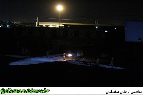 کاروان زیارتی راهیان نور اصحاب رسانه گلستان